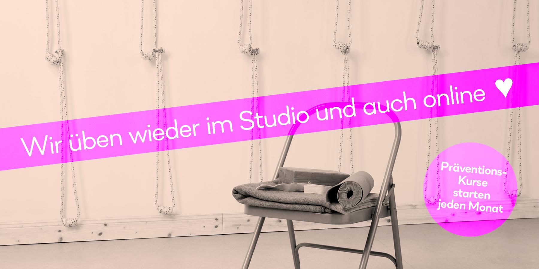Studio und Online